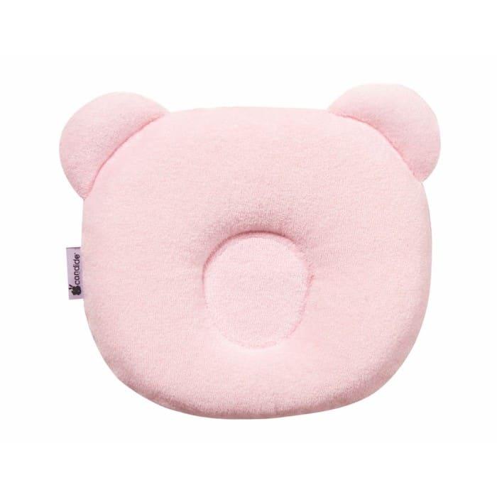 Candide Panda babykudde Rosa