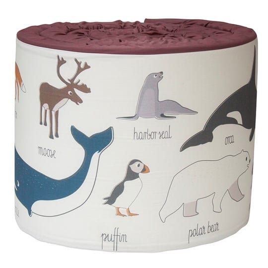 Sebra Spjälskydd, Arctic Animals